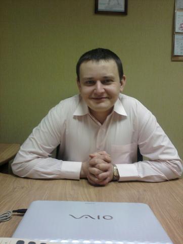 Евгений Стеганцев