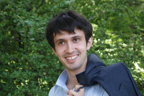 Иван Оленёв