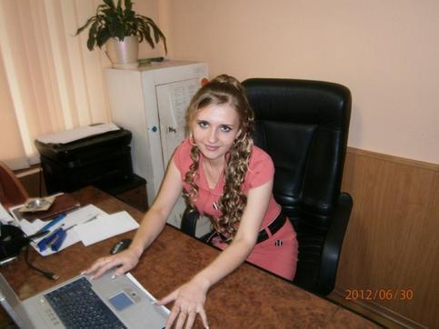 Екатерина Стороженко