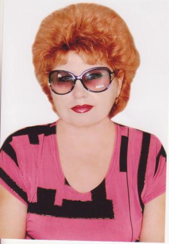 Антонина Лигостаева